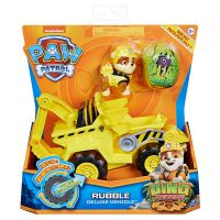 6056930_003w Figurina si vehicul Paw Patrol Dino Rescue, Rubble 20124742
