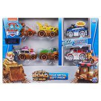 6058351_001w Set de figurine cu vehicule Paw Patrol Off Road Mud
