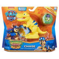 6058512_004w Set 2 figurine Paw Patrol Dino Rescue, Chase and Tyrannosaurus Rex, 20126399