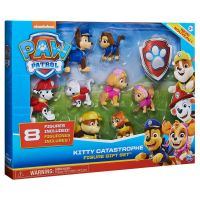 6058524_001w Set 8 figurine Paw Patrol Kitty Catastrophe