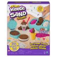 6059742_001w Set de creatie Kinetic Sand, Ice Cream Treats