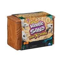 6061646_001w Set nisip, Kinetic Sand, Dino, 170g
