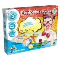612853_001w Joc educativ Science4you, set stiinta exploziva