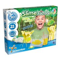 612877_001w Joc educativ Science4you, fabrica de slime luminoasa