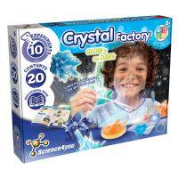 612884_001w Joc educativ Science4you, fabrica de cristale luminoase