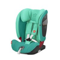619000343_001 Scaun auto cu Isofix GB Everna-Fix Lagune Blue, 9 - 36 Kg