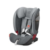619000351_001 Scaun auto cu Isofix GB Everna-Fix London Grey, 9 - 36 Kg