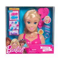 62535_001w Papusa Barbie Styling Head - Manechin pentru coafat cu accesorii incluse