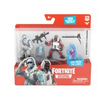 Set 2 figurine Fortnite, Double Helix si Frostbite, S1, W4