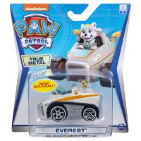 6054830_010w Masinuta cu figurina Paw Patrol True Metal, Everest 20127219