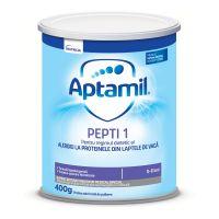 646286_001w Lapte praf Aptamil Nutricia Pepti 1, 400 g, 0-6 luni