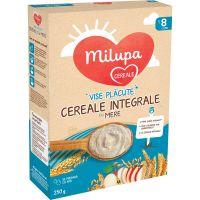 657533_001w Cereale integrale cu mere Milupa, Vise placute, 250 g