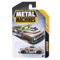 6708 Buffalo Masinuta Metal Machines Buffalo, 1:64, Gri
