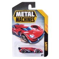 6708 Escape Masinuta Metal Machines Escape, 1:64, Rosu