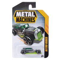 6708 Nitro Rider Masinuta Metal Machines Nitro Rider, 1:64, Gri