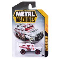 6708 Sandstorm Masinuta Metal Machines Sandstorm, 1:64, Alb