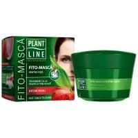 67777815_001w Masca de fata anti-imbatranire Artar Rosu Plant Line, 45 ml