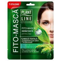 67788711_001w Masca textila hidratanta cu extract de Pin Boreal Plant Line, 1 buc