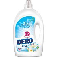 68198688_001w Detergent lichid Dero 2 in 1 Iris Alb, 40 spalari, 2 L