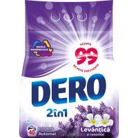 68287008_001w Detergent automat Dero 2 in 1 Levantica, 40 spalari, 4 kg