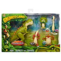 701674_001w Set 5 figurine Gigantosaurus, Giganto And Friends