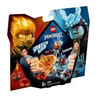 LG70684_001w LEGO® NINJAGO® - Slam Spinjitzu - Kai contra Samurai (70684)