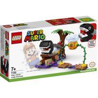 LG71381_001w LEGO® Super Mario - Set de extindere Intalnirea din jungla a lui Chain Chomp (71381)