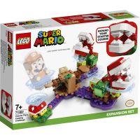 LG71382_001w LEGO® Super Mario - Set de extindere Provocarea Plantei Piranha (71382)