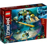 LG71750_001w LEGO® Ninjago - Robotul Hidro al lui Lloyd (71750)