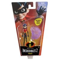 74822_001 Figurina Incredibles 2 - Violet, 10 cm