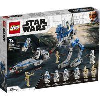 LG75280_001w LEGO® Star Wars™ - Clone Troppers din legiunea 501 (75280)