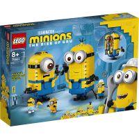 LG75551_001w LEGO® Minions - Figurine Minioni din caramizi (75551)