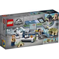 LG75939_001w LEGO® Jurassic World - Laboratorul Dr. Wu evadarea puilor de dinozaur (75939)
