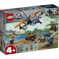 LG75942_001w LEGO® Jurassic World - Velociraptor: misiunea de salvare cu biplanul (75942)