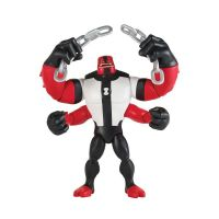 76100_038w Figurina Ben 10, Four Arms, 12 cm