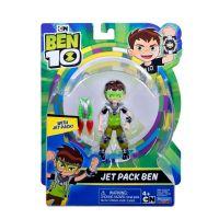 76100_054w Figurina Ben 10, Jet Pack Ben, 12 cm, 76171