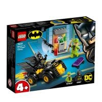LEGO® DC Comics Super Heroes - Batman™ contra Jaful lui Riddler™ (76137)