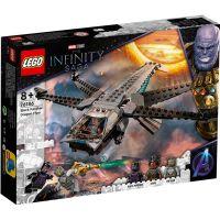 LEGO® Super Heroes - Black Panther Dragon Flyer (76186)