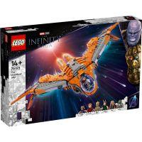 LG76193_001w LEGO® Super Heroes - Nava Gardienilor (76193)