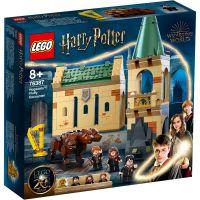 LG76387_001w LEGO® Harry Potter - Hogwarts Intalnirea cu Fluffy (76387)