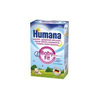 76753_001w Lapte praf Humana Baby Fit, Antiregurgitare, 500 g