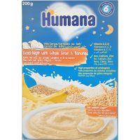 77559_001w Cereale cu lapte Humana Noapte Buna, 200 g, 6 luni+