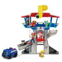 6022632_004 Set de joaca si figurina Paw Patrol - Turnul de veghe