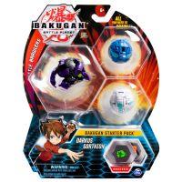 6045144_027w Set Bakugan Battle Planet Starter Darkus Gorthion, 20109157