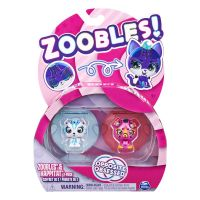 778988372555 Set figurine Zoobles, Opposite Obsessed (1)