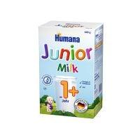 78094_001w Lapte praf Humana Junior 1+, 600 g, 12 luni+