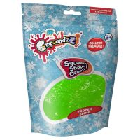 482921_003w Punguta cu pasta modelatoare Compoundzz, Frozen Slime, Verde
