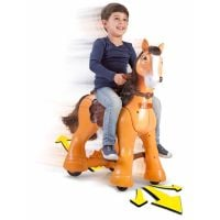 800012000_001w Calut electric pentru copii My Wild Horse Feber