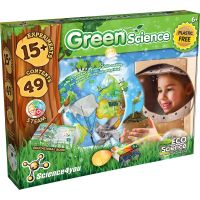 80002745_001w Joc educativ Science4you, Green Science