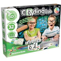 80002747_001w Joc educativ Science4you, Laboratorul de coduri